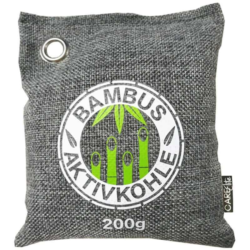 Luftentfeuchter mit Aktivkohle Lufterfrischer Bambus-Kohle