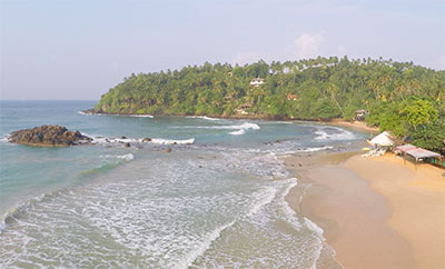 Urlaub auf Sri Lanka im Surferparadies Marissa