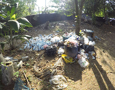 Plastikmüll auf Sri Lanka - Reise Erfahrungen