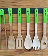 Plastikfreie Küchenhelfer aus Bambus-Holz im Plastikfrei Shop