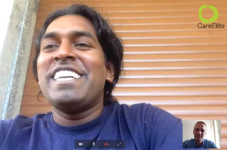 Plastikmüll Interview mit Umweltschützer Ravindra Kariyawasam