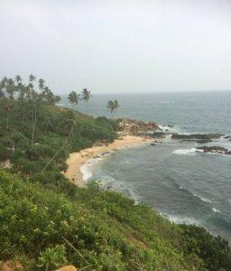 Sri Lanka Reise-Erfahrungsbericht - Secret Beach Mirissa