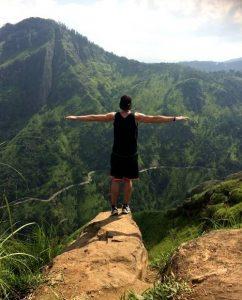 Sri Lanka Reise-Erfahrungsbericht - Ella Rock