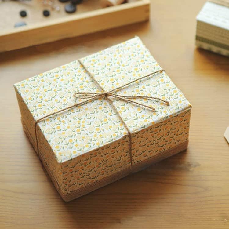 Geschenke plastikfrei verpacken - Nachhaltig verschenken