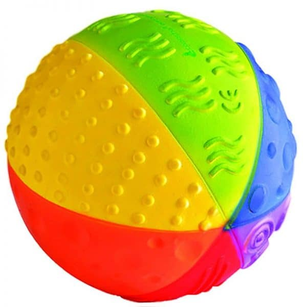 Plastikfreier Baby Spiel Ball im Plastikfrei Shop