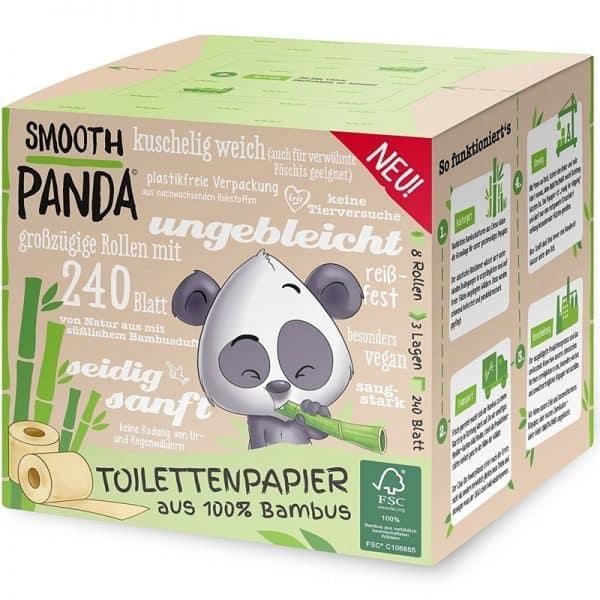 Klopapier / Toilettenpapier ohne Plastik im Plastikfrei Shop