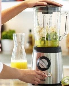 Küche ohne Plastik - Mixer