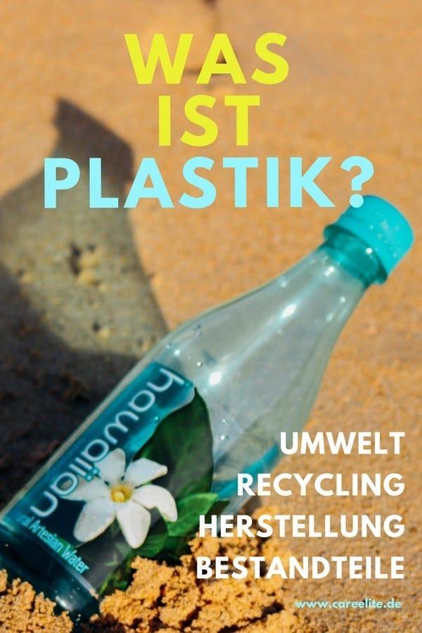 Was ist Plastik? Kunstoff Herstellung Material