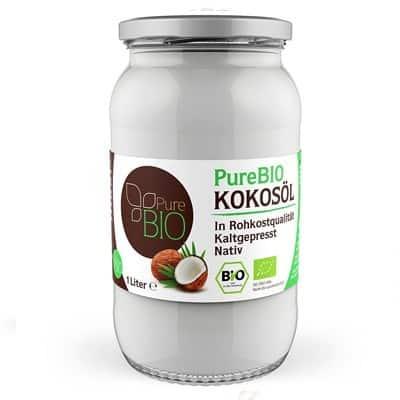 Plastikfreies Bad - Kokosöl ohne Plastik