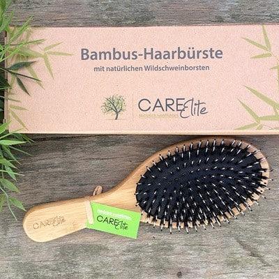 Plastikfreies Bad - Haarbürste ohne Plastik