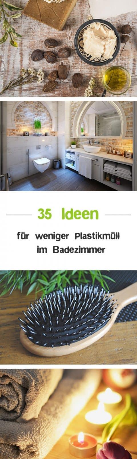 40 Ideen Fur Ein Plastikfreies Bad Badezimmer Ohne Plastik