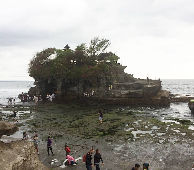Indonesien Reise Tipps - Tanah Lot