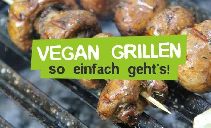Vegan Grillen ohne Fleisch