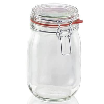Plastikfrei Einkaufen Einmachglas
