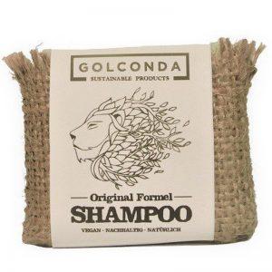 Plastikfreie Haarseife mit Brennnessel - Shampoo ohne Plastik im Shop