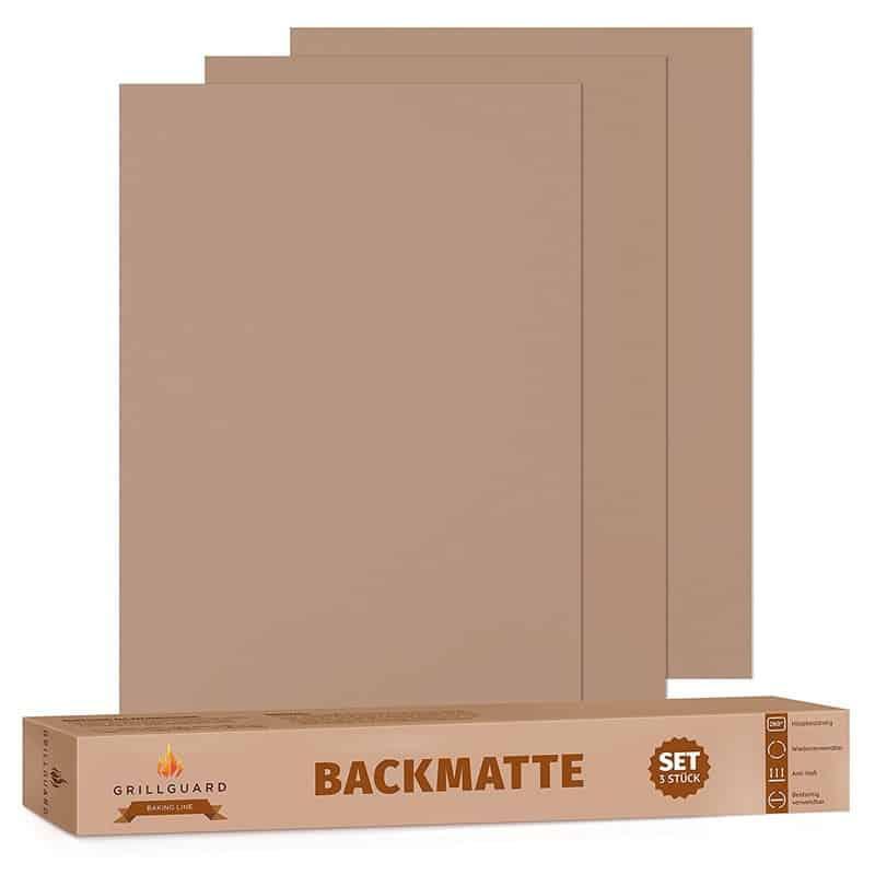 backmatte kaufen backunterlage ohne silikon careelite. Black Bedroom Furniture Sets. Home Design Ideas