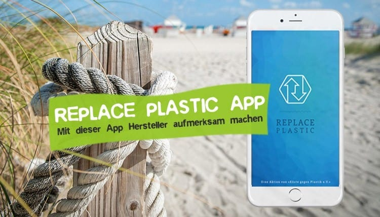 Image result for replace plastic app