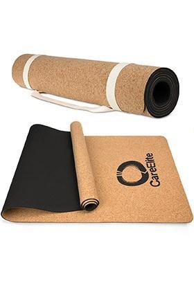 Yogamatte ohne Plastik bei CareElite