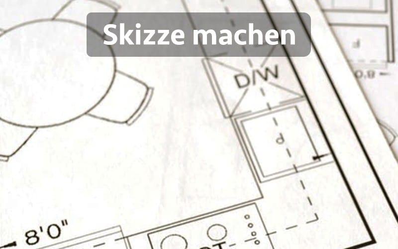 Stehschreibtisch selber bauen DIY Anleitung