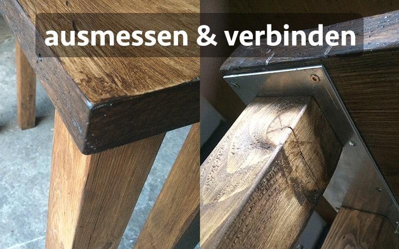 Stehschreibtisch selber bauen - DIY Anleitung aus Holz