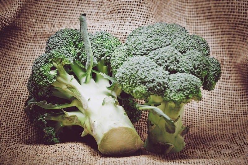 Brokkoli als Vegane Proteinquelle zum Proteine vegan abdecken