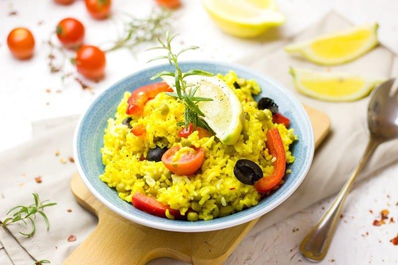 Vegane Proteinquelle Reis, Proteine vegan abdecken