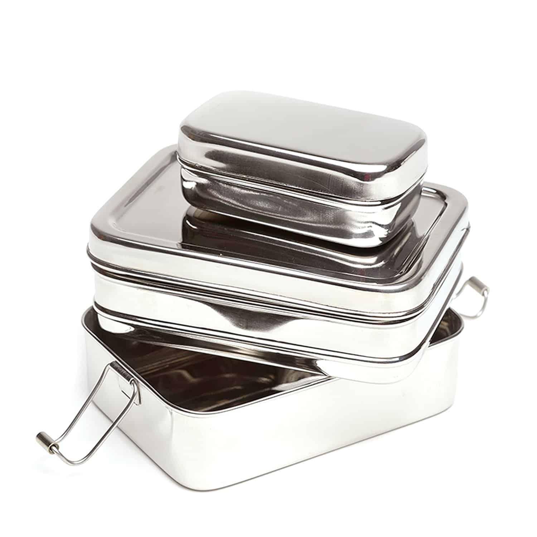 Behälter ohne Plastik - Lebensmittel länger haltbar machen