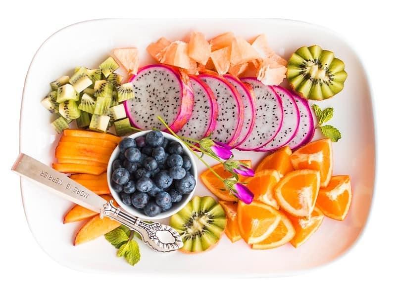Mehr Energie im Alltag Früchte