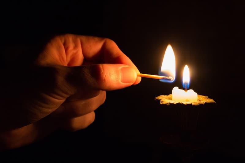 Mehr Energie im Alltag Licht reduzieren