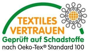 Ökotex Logo - Nachhaltige Mode, Fair Trade Kleidung