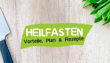 Heilfasten Plan und Rezepte - Was ist Fasten?