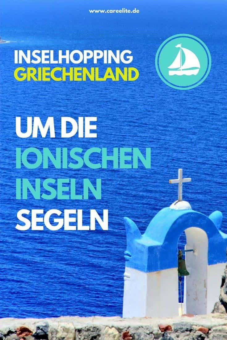 Inselhopping Griechenland - Ionische Inseln segeln