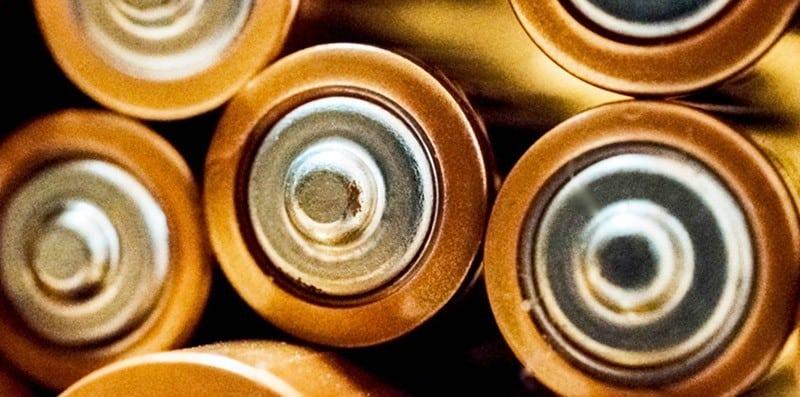Müll richtig trennen - Mülltrennung Batterien sind Sondermüll