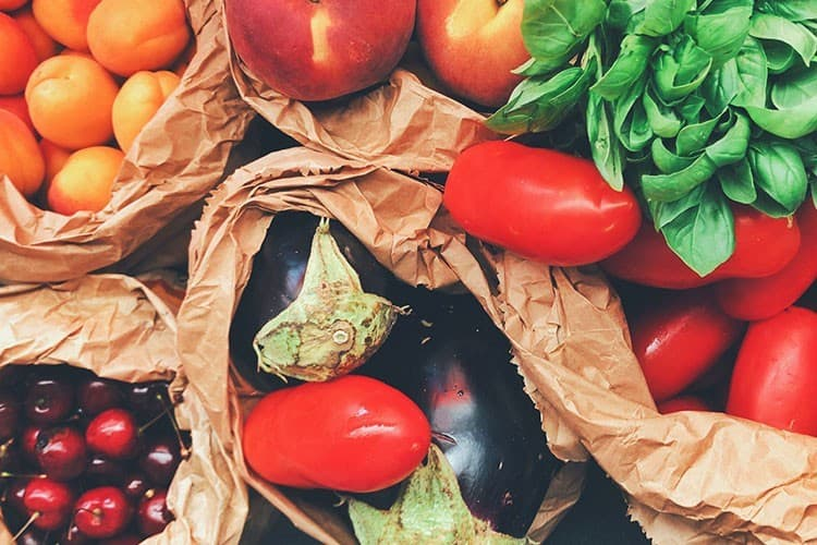 Warum Obst und Gemüse gesund sind
