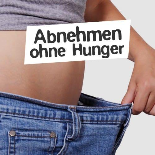 Online Kurs Abnehmen ohne Hunger