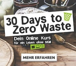 CareElite 30 Days To Zero Waste Online Kurs