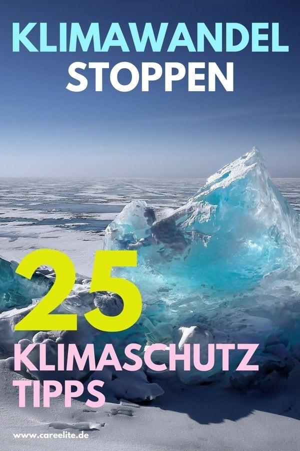 Klimawandel stoppen im Alltag Klimaschutz Tipps