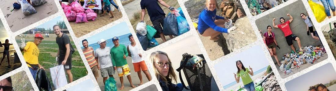 CareElite Umweltschutzprojekt Plastikmüll