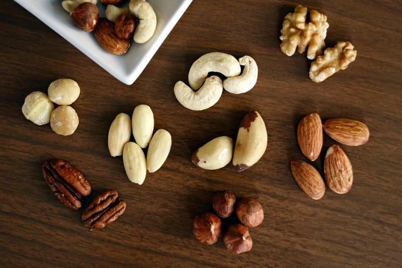 Cashewnüsse für Cashewsahne vegan und plastikfrei