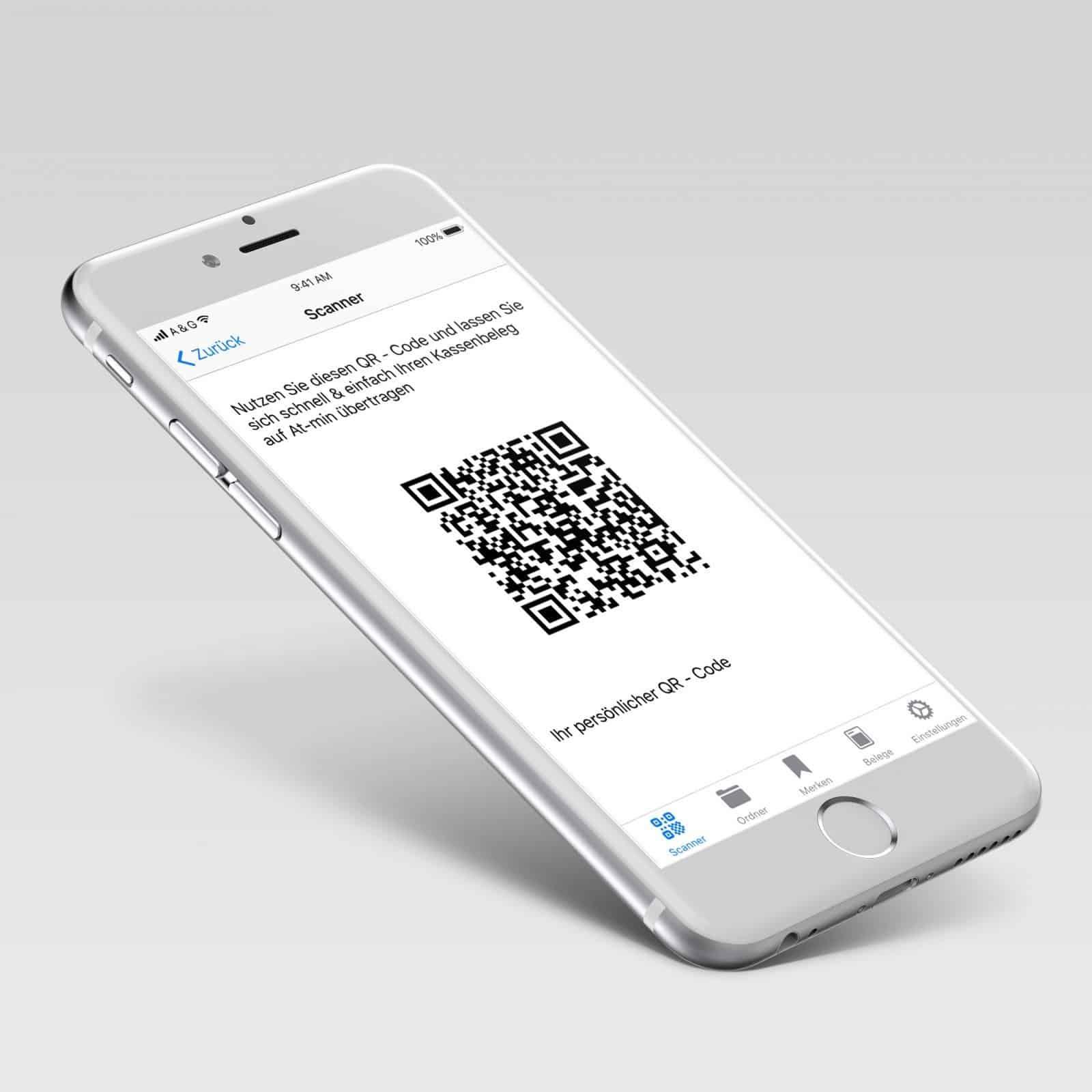 Papierlos Einkaufen ohne Kassenbons - Digitaler Kassenbon