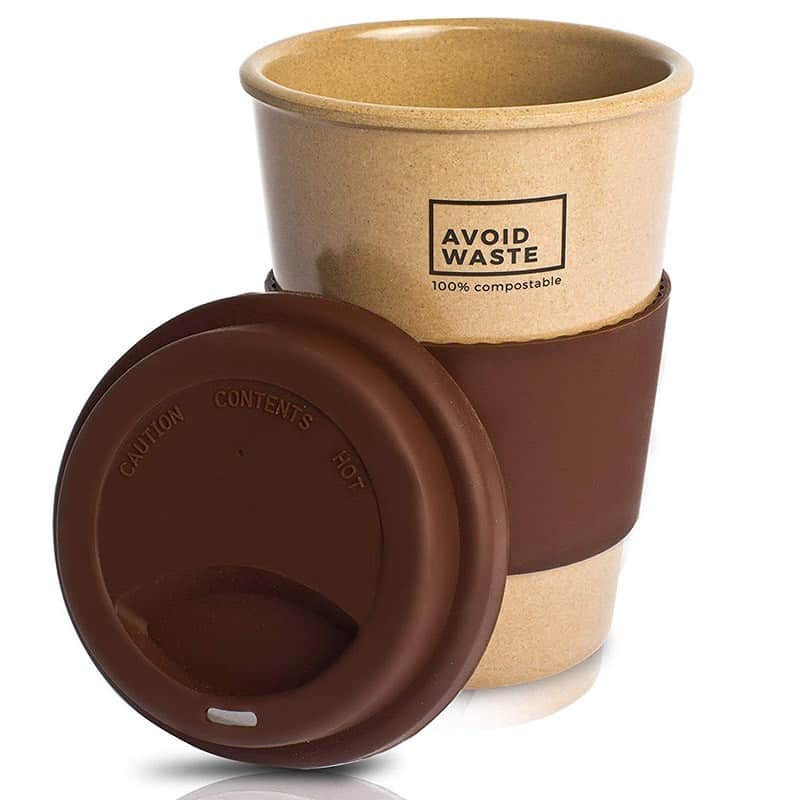 bio coffee to go becher kaufen im plastikfrei shop careelite. Black Bedroom Furniture Sets. Home Design Ideas