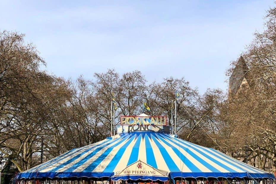 Zirkus Roncalli - Zirkus ohne Tiere und Plastik
