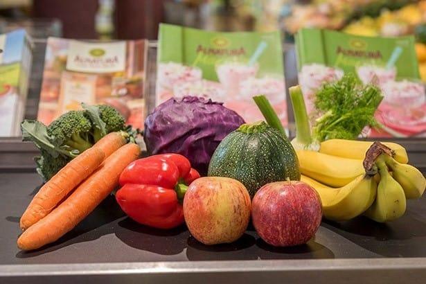 Biomarkt Alnatura schafft Plastiktüten ab