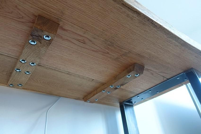 DIY Schreibtisch selber bauen So It Yourself