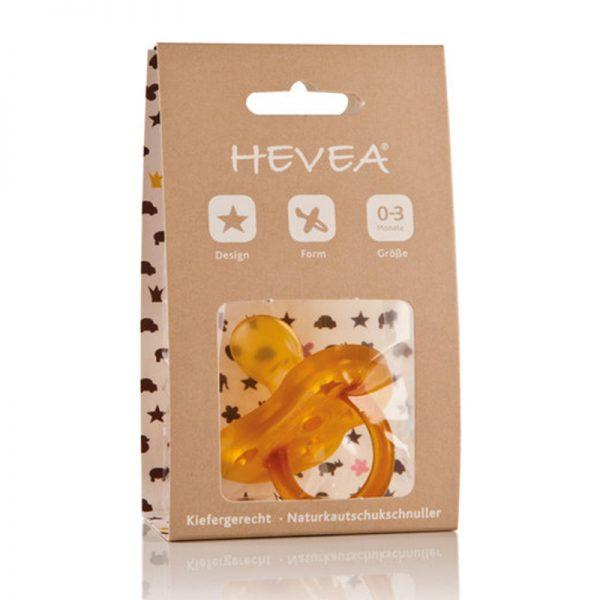 Umweltfreundlicher Schnuller von Hevea
