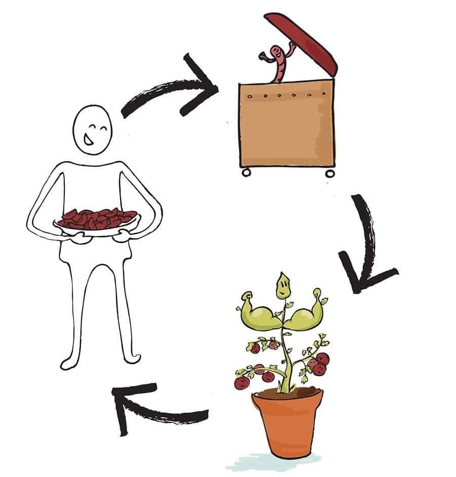 Nachhaltig ernähren im Alltag - Tipps