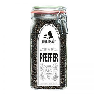 Bio Pfeffer im Glas online plastikfrei kaufen