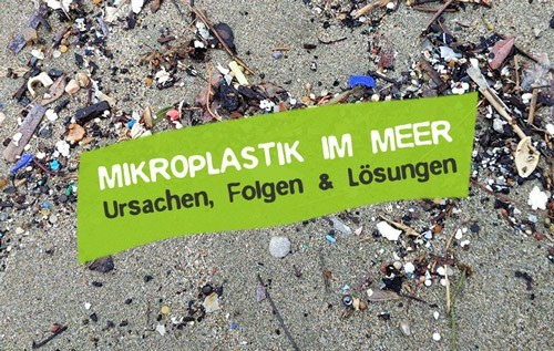 Mikroplastik im Meer und in der Umwelt