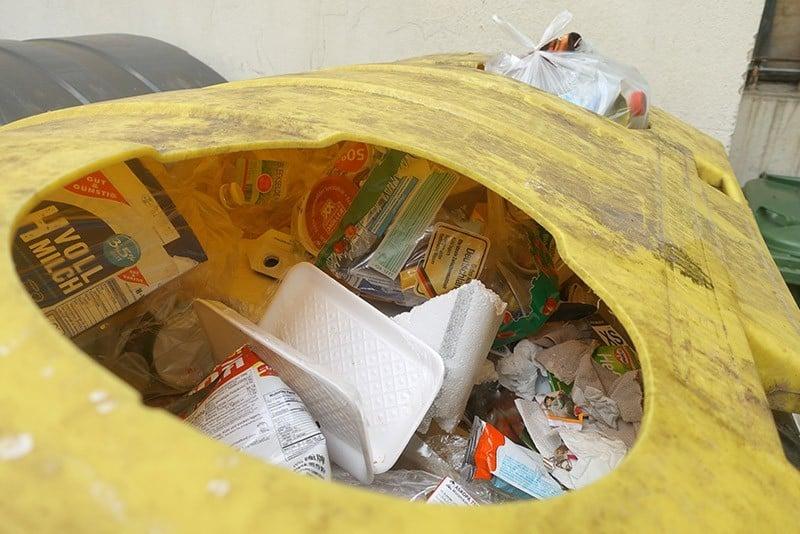 Nachteile von Plastik