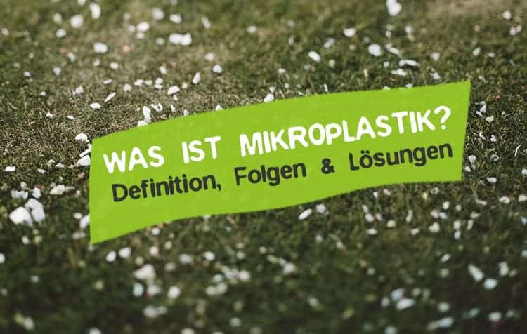Was ist Mikroplastik? Definition, Folgen & Lösungen